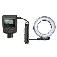 Wholesale Aputure Macro LED Ring Flash HL for Canon Nikon Panasonic Olympus DSLRs