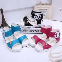 Cheap Girls Sandals Kids Shoes Children Sandals Girl Shoes Kids Footwear Summer Sandals Kids Sandals Childrens Shoes Wedge Sandals Girls Footwear