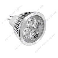 Wholesale 4W LED W Halogen V MR16 Down Light Bulb Warm White For Studio Home