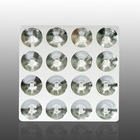 Wholesale 1200W COB LED Grow Light For Plant Growth Hydroponics Full Specturm CE ROHS Years Warranty White Housing