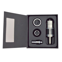 Cheap 2014 Newest Airflow Adjustable 1:1 aerotank Mega Clearomizer Mega aerotank atomizer 3.8ML areo tank Mega Atomize Dual Coil Atomizer(0203130)