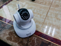 Cheap IP Camera P2P PNP New Wireless Indoor Plug and Play Two-way Audio Security Night Vision and Motion cheap and safe CCTV Camera DHL FREE