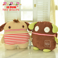 Cheap Free Shipping- The Billys cute animal cushion cute pillow decorate for sofa plush toys bedding home decors computer office chair warm hands