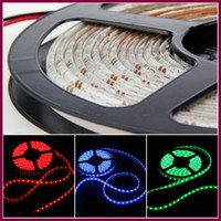 Wholesale Bulk Sales meters Super Bright DC12V M LED SMD Flexible Light Strip lights waterproof