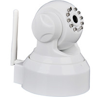 Cheap IP Camera P2P PNP Wireless Two-way Audio Security Night Vision Motion cheap safe CCTV Camera 300k Pixel MJPEG CMOS 300k Pixel DC 5V2A DHL