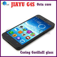Wholesale Original Jiayu G4S MTK6592 Octa Core Mobile Phone G4 G4C Android quot IPS Coring Gorilla GB RAM GB ROM MP WCDMA mAH