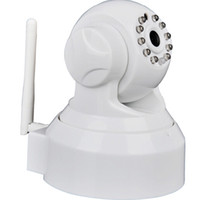 Compra Wireless ip camera-Cámara IP P2P PNP Wireless Audio bidireccional Noche Seguridad Visión Motion cámara CCTV vista Pixel 300k seguro barato en iPhone y Andriod Móviles