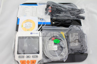 Wholesale handheld easy ECG monitor Portable Heart Monitor Software USB oximeter probe ox