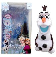 Wholesale Frozen dolls olaf musical Piggy bank atm Money box Saving Coin music box Moneybox Unique toy for kids Decorative gift zakka Novelty