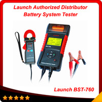 100% Original 2014 Launch BST- 760 Battery Systerm Tester too...