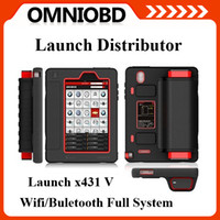 Wholesale 2014 Globle Version Original Launch X431 V Update Via Official Launch Website X V With Bluetooth Wifi