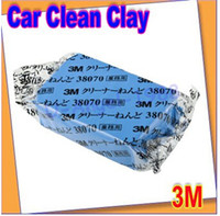 Cheap Register Free shipping !! 5pcs lot 160g Magic Car Clean Cleaning Clay Bar Auto Detailing Cleaner Practical Blue