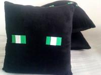 Wholesale Minecraft Enderman Character soft Toy Stuffed Animal Doll black Pillow cm cm