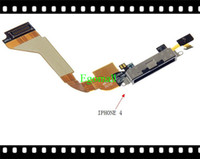 Wholesale For IPhone S Dock Connector Charging Charger Port Flex Cable Ribbon Replacement A325