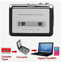 audio music cassette tapes - USB Cassette to MP3 Converter Capture Tape to PC Audio Music Player CD D2056D