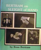Wholesale Ross Bertram Bertram on Sleight of Hand Only PDF ebook magic tricks send via email Card magic