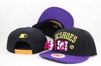 dc caps - 1pc Hot Sale Set Unisex camouflage DC BBOY Snapback Hip Hop Cap Baseball Skateboard Hat