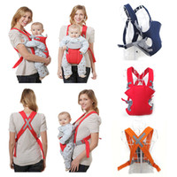 Wholesale New Front amp Back Baby Infant Carrier Backpack Sling Newborn Pouch Wrap Months