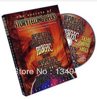 magic deck - World s Greatest Magic Storytelling Decks fast delivery magic teaching video send via email Card magic