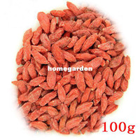 Wholesale g Bag Top Pure Goji Berries Organic Dried Goji Berries Seed China Ningxia Wolfberry free health