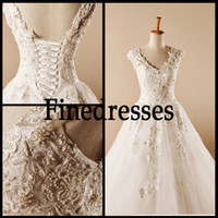 Model Pictures Sweep Train Lace 2014 New hot sexy Spring summer autumn winter girl casual skirt bandage women clothing set Long Lace Bridal Gown wedding dress