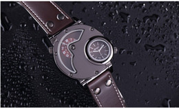 Wholesale OULM foreign trade watches sell of steampunk watches GTM research locations
