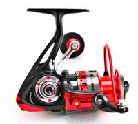 Cheap HOT SALE!!Free Shipping 1pcs GM2000 5.0:1 10+1BB Fishing Reel spinning Reels casting pole rock fishing wheel