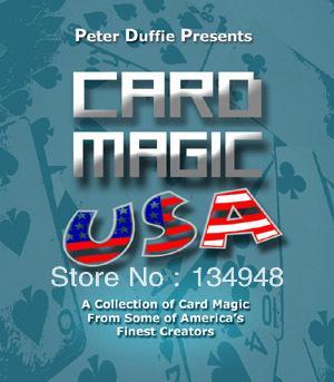 acheter peter duffie carte magic etats unis les tours de magie carte magie de du. Black Bedroom Furniture Sets. Home Design Ideas