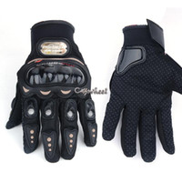 Wholesale Motocross Off road Bomber Racing Riding Cycling Bicycle Sports Full Finger Motorcycle Gloves SV003596