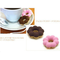 Wholesale donuts cable winder hub management ray device hub girls cable winder