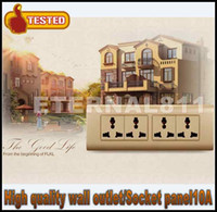 Wholesale 20pcs High quality luxury compressive wear resisting don t rub off Multi function socket