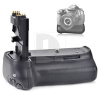 Cheap Meike Battery Grip Holder For Camera EOS 70D DSLR Replacement For BG-E14 P0008112 Free Shipping