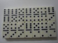 Wholesale Plastic Mini Domino Tiles