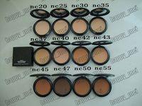 Wholesale Factory Direct DHL New Makeup Face g Studio Fix Powder Plus Foundation NC20