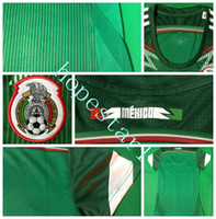 Wholesale Mexico Soccer Jerseys Football Jersey Women Lady Ladies Uniforms Kits Clothing Discount World Cup T Shirts Cheap Thailand Custom Green