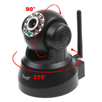Wholesale EasyN Wireless IP Camera Dome Webcam Cam Surveillance System Security Camera Cameras Wifi Network S63B