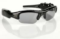 Wholesale Mini DV DVR Sun Glasses with hidden Vedio Camera Recorder Y532