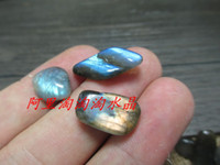 Wholesale Natural labradorite crystal stone pendant moonstone nunatak small moonstone decoration stone
