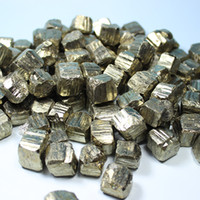 healing stones - 100g AAA Natural pyrite Stone mine specimens Crystal Healing