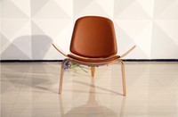 Wholesale Shell Chair bending wood simple fashion euro syle chair