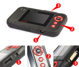 Wholesale Launch Creader VIII CRP129 Code Reader OBDII for ENG AT ABS SRS EPB SAS Oil Service Light Resets