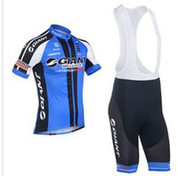 Wholesale 13 sportswear men s GIANT road racing Cycling clothing jersey ciclismo bicycle athletic Bike jerseys bibs shorts sets