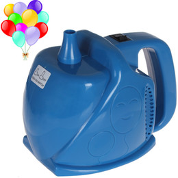 Wholesale Electric Portable Household Air Blower Electric Balloon Pump with Single Nozzle Balloon Inflator HOA_517