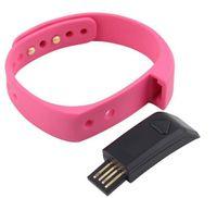 "Cheap Vidonn X5 0.49"" OLED IP67 Bluetooth V4.0 Smart Wristband Bracelet Sports Steps Calori Distance Time Sleep Tracking HK88"