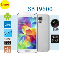 Remote Control Real 5. 1'' MTK6592 S5 I9600 Octa Core Phone H...