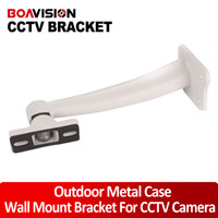 Wholesale High quality universal CCTV Bracket for Security Camera Accessories outdoor metal case Base hikvision dahua Wall Mount brackets