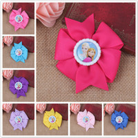 Cheap children hair accessory Best hair bows