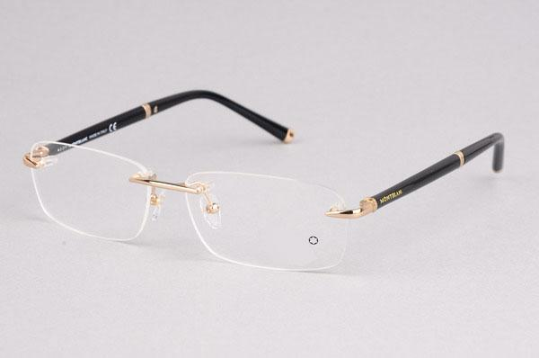 eye glasses frame mb374 optical glasses women and men frame glasses brand rimless glasses frame