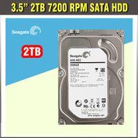 AMC-HDD2TB SATA SATAII SATAIII 2TB Seagate 3.5inch 2TB(2000G) 7200RPM SATA Hard Disk Drive for Surveillance Hard Disk CCTV SYSTEM and Desktop PC DVR & Desktop