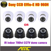 Cheap AMC-CD001 CCTV camera Best Video dome Camera 700TVL CCD IR dome camera